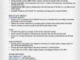 Sales Resume Samples Retail Sales associate Resume Sample Writing Guide Rg