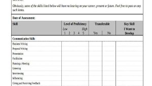 Sales Skills assessment Template 21 Best assessment Templates Free Premium Templates
