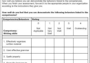 Sales Skills assessment Template Competency Matrix Template 43 New Free Raci Matrix
