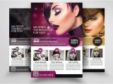 Salon Flyer Templates 21 Hair Salon Flyer Designs Templates Psd Ai Word