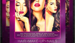 Salon Flyer Templates 78 Beauty Salon Flyer Templates Psd Eps Ai