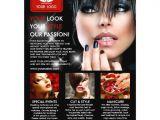 Salon Flyer Templates Promotional Salon and Spa Flyer Templates Zazzle