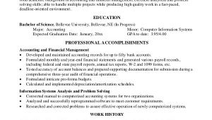 Sample Basic Resume Examples Basic Resume Example 8 Samples In Word Pdf