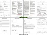 Sample Contract Of Employment Template Ireland Employment Contract Template Package Accountant 39 S E Shop