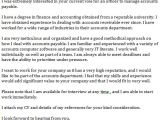 Sample Cover Letter for Accounts Payable Position Accounts Payable Cover Letter Resume Badak