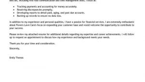 Sample Cover Letter for Accounts Receivable Position Best Accounts Receivable Clerk Cover Letter Examples