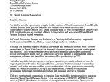 Sample Cover Letter for Dentist Job Dental assistant Cover Letter Sample Resume Companion