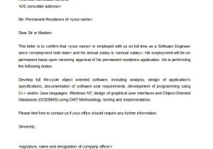 Sample Cover Letter for Embassy Job Letter to Consulate for Visa Cover Letter Samples