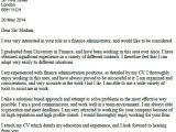Sample Cover Letter for Finance and Administration Manager Finance Administrator Cover Letter Example Learnist org