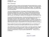 Sample Cover Letter for Teaching Position at University Application Letter Sample Cover Letter Sample for