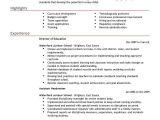 Sample Education Resume 12 Amazing Education Resume Examples Livecareer