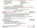 Sample Education Resume Best Education assistant Director Resume Example Livecareer