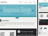 Sample Email Blast Template 600 Free Email Templates From Email On Acid