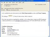 Sample Email for Sending Resume Resume Email Sample Best Professional Resumes Letters