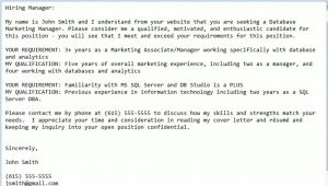 Sample Email for Sending Resume Sample Email to Send Resume Best Professional Resumes