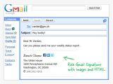 Sample Email Signature Templates 29 Gmail Signature Templates Samples Examples format