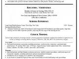 Sample Graduate Nurse Resume Graduate Nurse Resume