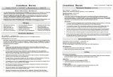Sample Hr Generalist Resume Hr Generalist Resume Sample Monster Com