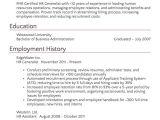 Sample Hr Generalist Resume Recruiter Resume Sample Resume Com