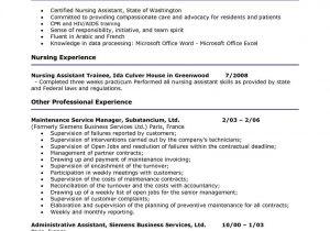 Sample Nursing Resume Templates Free Nursing Resume Sample Resume Resume Examples