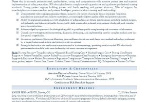 Sample Nursing Resume Templates Nursing Resume Sample