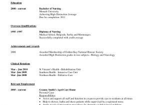 Sample Nursing Resume Templates Simple Nursing Resume Sample Samplebusinessresume Com