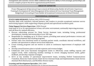 Sample Objectives In Resume for Call Center Agent Call Center Customer Service Job Description Resume