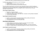 Sample Of Good Objectives In Resume 8 Sample Good Resume Objectives Sample Templates