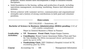 Sample Of Resume for Students In College College Resume Sample Monster Com