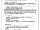 Sample Of Skills and Qualifications for A Resume Sample Resume Qualifications Best Professional Resumes