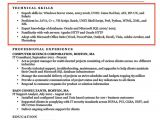 Sample Of Technical Skills for Resume 20 Skills for Resumes Examples Included Resume Companion