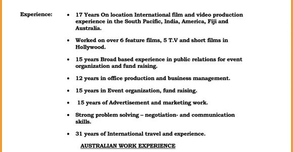 Sample Of Video Resume Script How to Make Video Resume Script Resume Ideas
