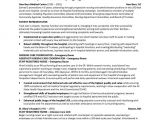 Sample Resume Examples Management Resume Sample Healthcare Industry