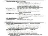 Sample Resume for Agriculture Graduates 7 Sample Agriculture Resumes Sample Templates