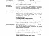 Sample Resume for Agriculture Graduates Margorochelle Com Page 2 Of 143 Resume Example for Job