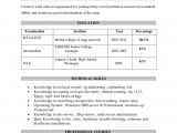 Sample Resume for Air Hostess Fresher oracle Dba 3 Years Experience Resume Samples Luxury Sample