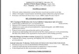 Sample Resume for Biology Major Resume for Biology Majors Good Idea for Any Major if You