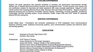 Sample Resume for Call Center Agent with Experience Impressing the Recruiters with Flawless Call Center Resume