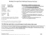 Sample Resume for Ccna Certified Michael G Gordon HTML Resume