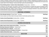 Sample Resume for Customer Service Representative In Bank Bank Teller Resume Sample Template