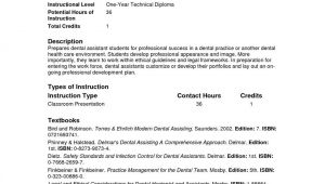 Sample Resume for Dental assistant with No Experience Sample Resume Dental assistant No Experience Resume