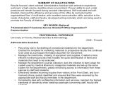 Sample Resume for Executive assistant to Senior Executive 7 Senior Administrative assistant Resume Templates Pdf