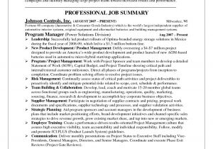 Sample Resume for Experienced Marketing Professional Resume Samples for Marketing Manager Of Products
