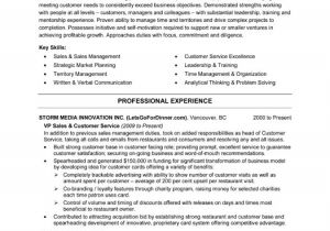 Sample Resume for Experienced Marketing Professional top Sales Resume Templates Samples