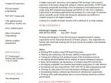 Sample Resume for Experienced PHP Developer 10 Sample PHP Developer Resume Templates to Download