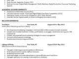 Sample Resume for Fresh Graduate without Work Experience Resume Sample for Fresh Graduate without Experience Resume