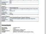 Sample Resume for Fresher Computer Science Engineer Sample Resume format for Freshers Computer Engineers