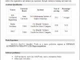 Sample Resume for Fresher Mechanical Engineering Student Mechanical Engineer Resume for Fresher Resume formats