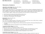 Sample Resume for Hotel and Restaurant Management Graduate Curriculum Vitae Medical Doctor English Global Warming