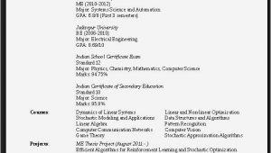 Sample Resume for Job Application for Fresh Graduate Pdf Cv Samples for Fresh Graduates Pdf Resume Template